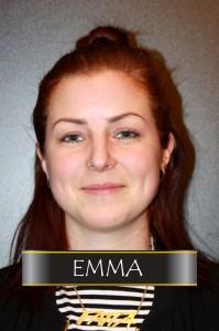 Emma namnskylt